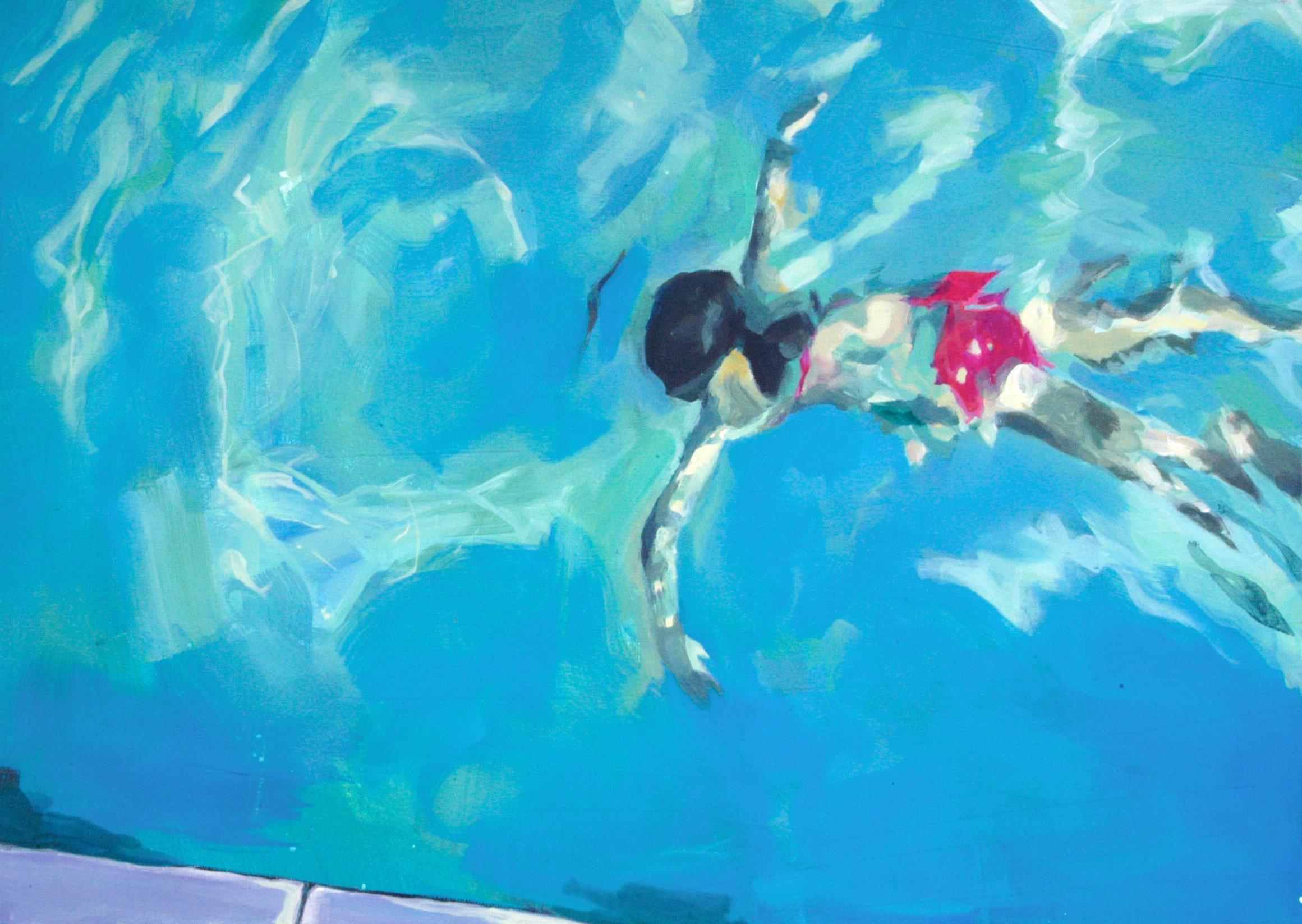 Schwimmen 1